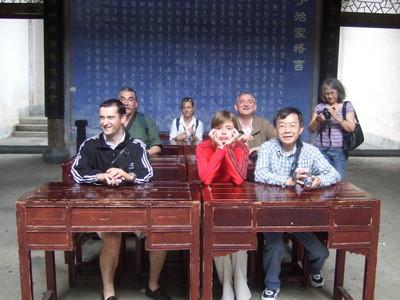 classe chinoise