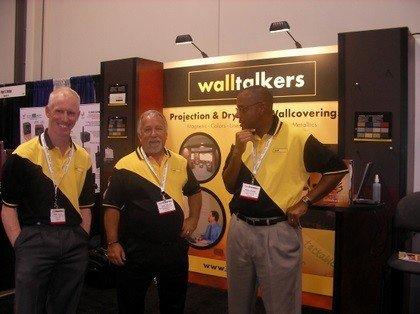 Walltakers: revêtements pour TBI
