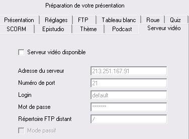 Serveur de streaming vidéo