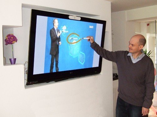 TV Interactive Toshiba et eBeam Edge
