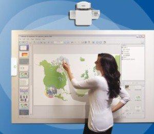 Vidéoprojecteur interactif NEC-ebeam