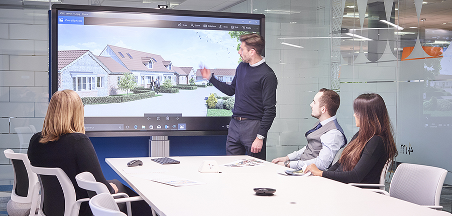 écran interactif android clevertouch