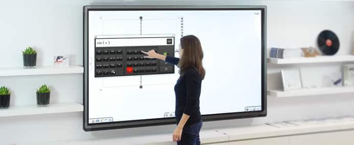 ecran interactif speechitouch ugap