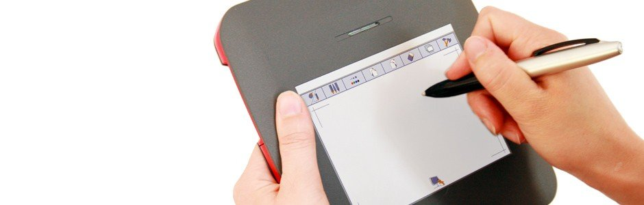 Ardoise numérique sans fil