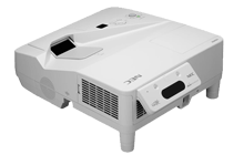 Vidéoprojecteur interactif Nec-eBeam à ultra-courte focale (VPI)