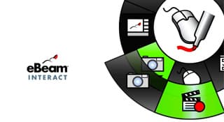 Software program for eBeam Interact IWB