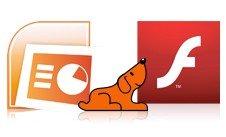 Powerpoint vers HTML5 et Flash