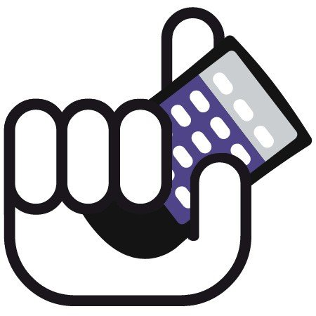 stemkastje ik steek mijn hand op