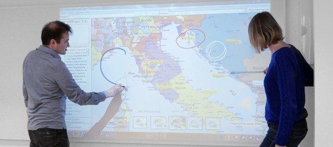 Caméra interactive IC2