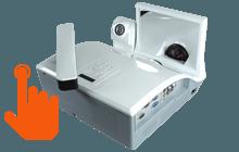 Vidéoprojecteur interactif tactile Speechi à ultra-courte focale (VPI)