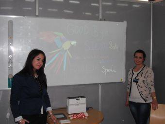 tableau interactif eBeam Engage