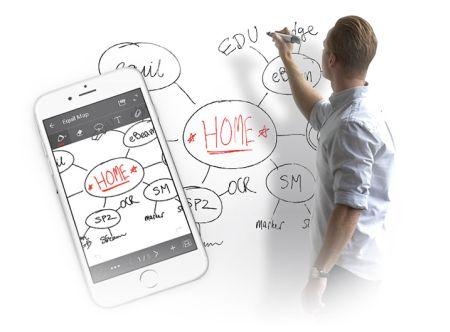 Smartmarker / Iphone