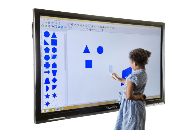 Clevertouch Plus3 - with Cleverlynx