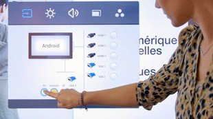 scherm-aanraken
