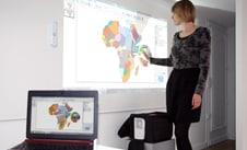 vidéoprojecteurs interactifs mobiles