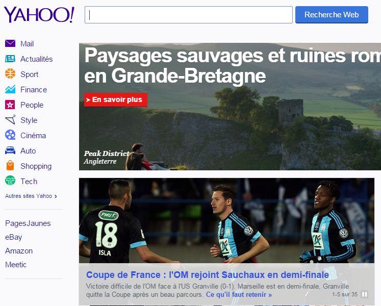 Yahoo Marseille Sochaux