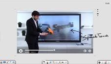 logiciel multimedia pour videoprojecteur interactif