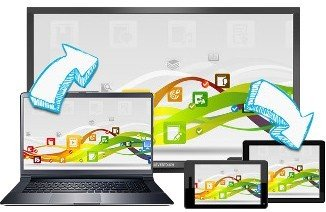 montage-software voor touchscreen