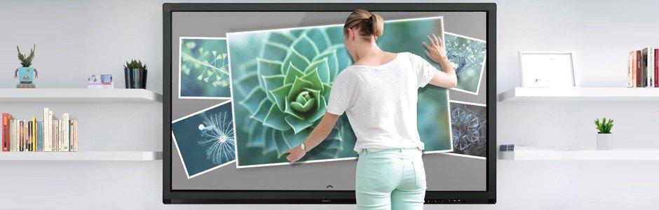 ecran tactile interactif hd et uhd g ant 84 speechitouch speechi. Black Bedroom Furniture Sets. Home Design Ideas