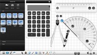logiciel éducatif écran tactile