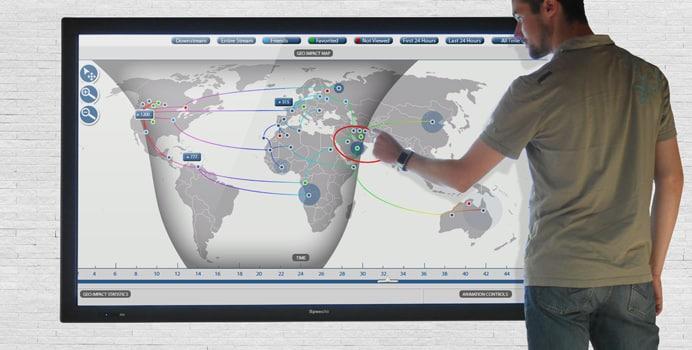 nettoyage ecran interactif