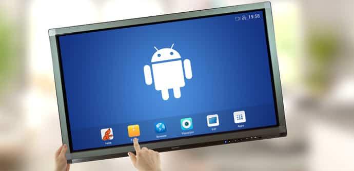 ecran tactile interactif multitouch 20 points et léger
