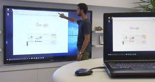 Transmetteur sans fil Speechi pour ecrans interactifs tactiles 003