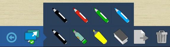 annotations au stylo sur tamashare