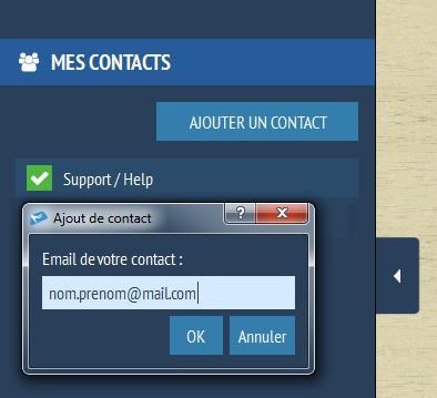 rejoindre une réunion sur écran interactif