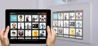 Wireless presentation with mirror wi-fi key (BYOD)