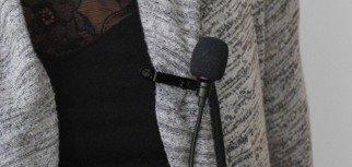Le micro-cravate sans fil
