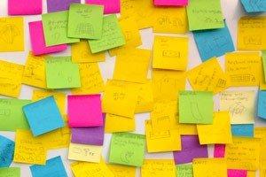 logiciel post-it mindmapping