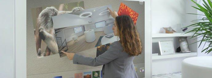vidéoprojecteur-led-laser-tactile