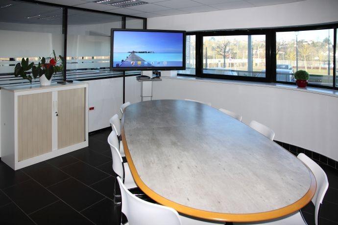 Ecran interactif (salle de réunion)