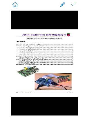 Document partagé / BYOD