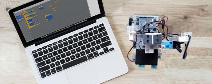 enseigner la programmation aux élèves avec un robot