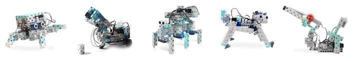 robots éducatifs de l'école des robots