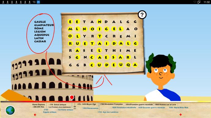 Tester la connaissance des élèves sur un écran interactif