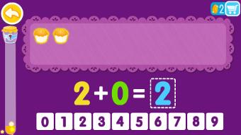 Calculer sur un écran interactif tactile