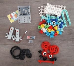 un kit robotique pour les écoles primaires