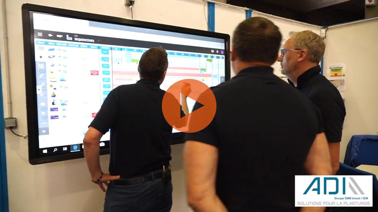 écran interactif Clevertouch ADI