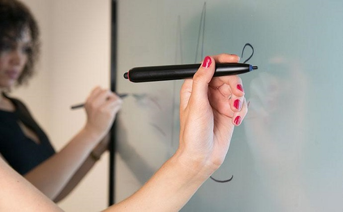 dual pen stylet écran interactif