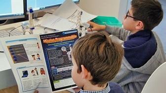 cursus pour apprendre à programmer 9 à 14 ans
