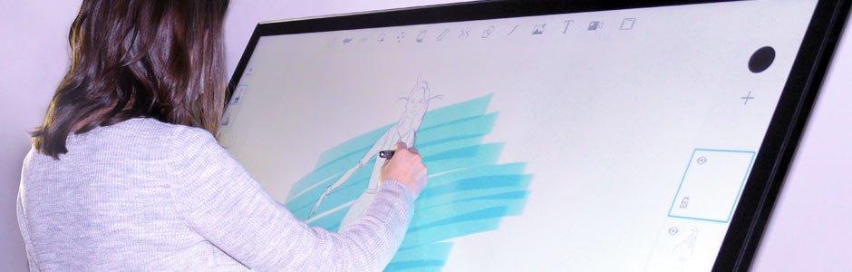 écrans-interactifs-E-CAP-utilisation-par-les-métiers-de-création-graphique