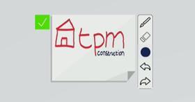 Une étiquette de dessin pour le logiciel collaboratif Ubikey