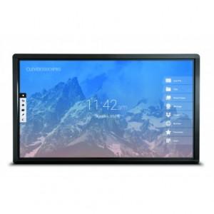 exemple d'écran professionnel et interactif