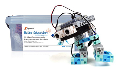 Teaching programming in college - Kits and manuals | Speechi