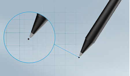precision of the interactive tactile capacitive screen speechitouch