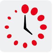 analyser les échelles de temps sur un écran Android interactif