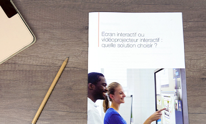 Show your documents with the 4K ePTZ Speechi camera